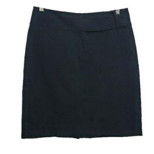Anthropologie Black Mini Skirt - Women's